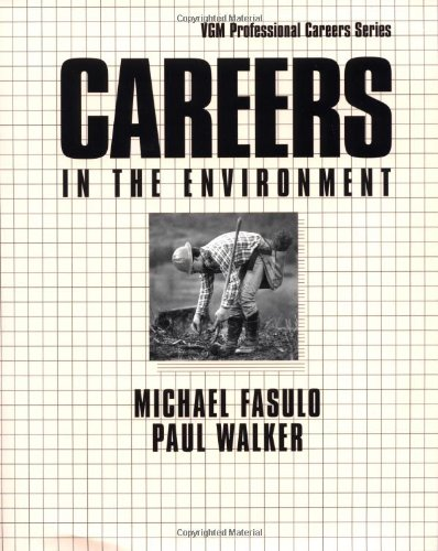 9780658002236: Careers in the Environment (VGM Professional Careers Series)