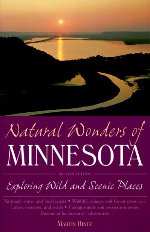 9780658002410: Natural Wonders of Minnesota: Exploring Wild and Scenic Places
