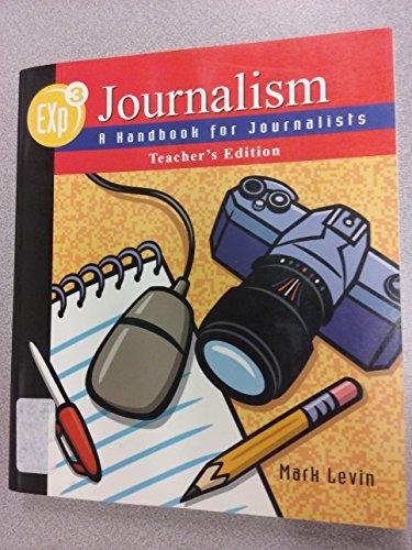 9780658002878: Xp3:Journalism Handbook TE