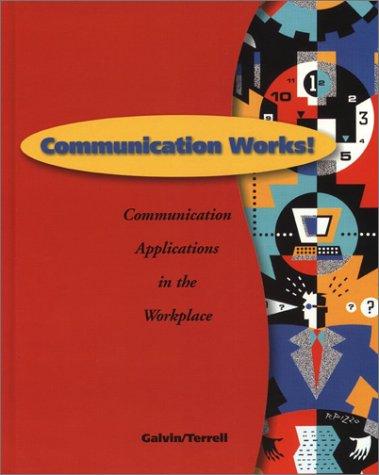 9780658002991: Communication Works!