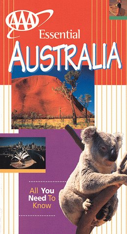 9780658003776: Essential Australia (Aaa Essential Travel Guide Series)