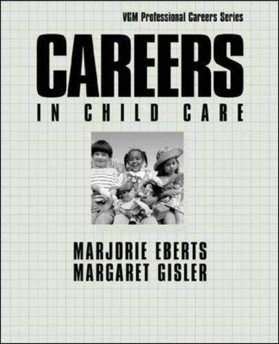 9780658004612: Careers in Child Care (McGraw-Hill Professional Careers (Paperback))