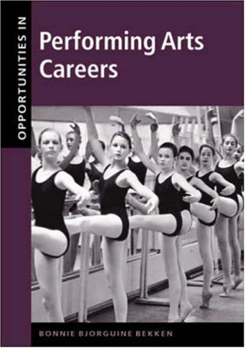9780658004704: Opportunities in Performing Arts Careers