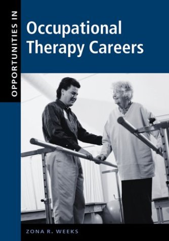 9780658004728: Opportunities in Occupational Therapy Careers