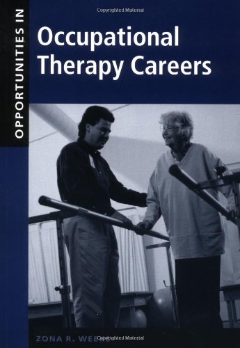 Opportunities in Occupational Therapy Careers: Marguerite Abbott; Marie