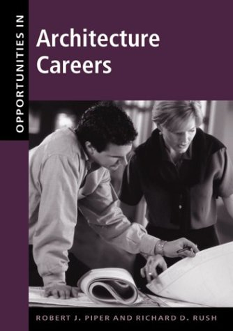 9780658004742: Opportunities in Architecture Careers