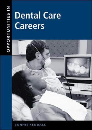 9780658004773: Opportunities in Dental Care Careers