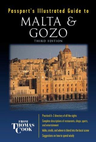 9780658005077: Passport's Illustrated Guide to Malta & Gozo