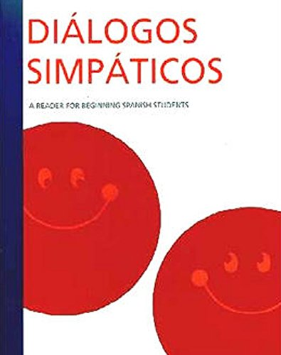 9780658005213: Diálogos Simpáticos: A Reader For Beginning Spanish Students (Smiley Face Readers)