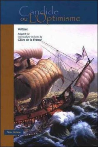 9780658005510: Classic Literary Adaptations, Candide ou l'Optimisme'