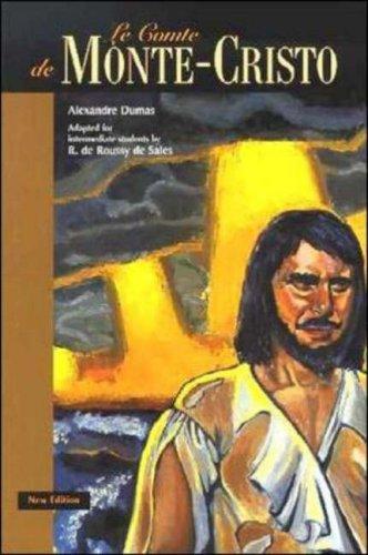 9780658005534: Classic Literary Adaptations, Le Comte de Monte-Cristo (CLASSIC FRENCH LITERATURE)