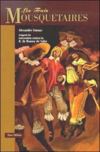 9780658005558: Classic Literary Adaptation: Les Trois Mousquetaires