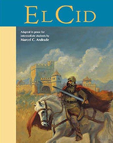 9780658005589: Classic Literary Adaptations, El Cid (CLASSIC SPANISH LITERATURE)