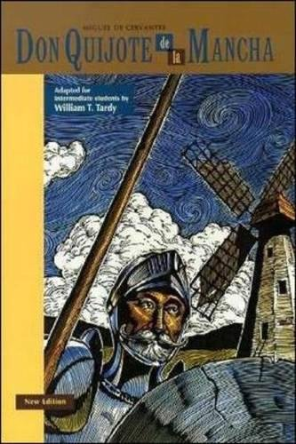 Don Quijote de la Mancha (Adapted for: McGraw-Hill, Glencoe; Cervantes,