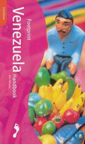 9780658006593: Footprint Venezuela Handbook: The Travel Guide
