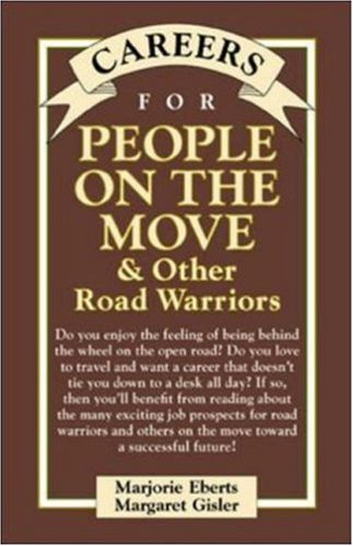 9780658007088: Careers for People on the Move & Other Road Warriors