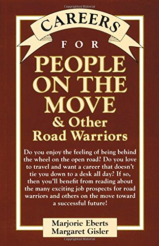9780658007095: Careers for People on the Move & Other Road Warriors