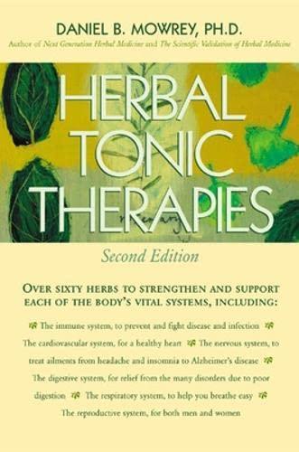 9780658007248: Herbal Tonic Therapies