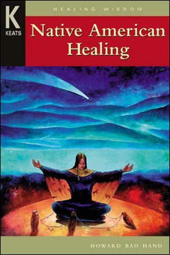 9780658007279: Native American Healing (Healing Wisdom)