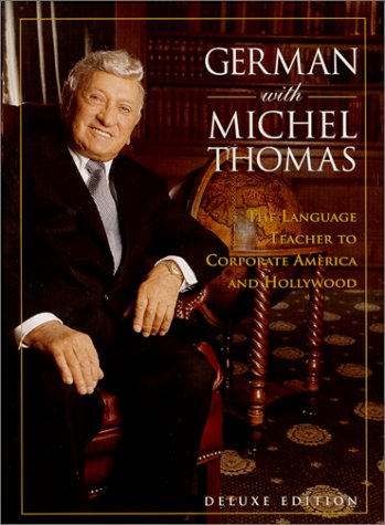 9780658007323: German With Michel Thomas: The Language Teacher to Corporate America and Hollywood (Deluxe Language Courses With Michel Thomas)