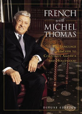 9780658007859: French With Michel Thomas: The Language Teacher to Corporate America and Hollywood (8-CD Deluxe Edition) (English and French Edition)