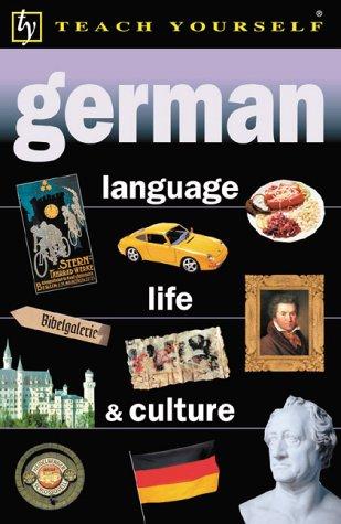 9780658009051: German Language, Life, and Culture (Teach Yourself...Language, Life, and Culture) (English and German Edition)