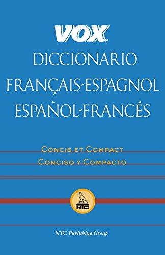 Vox Diccionario Francais-Espagnol/Espanol-Frances: Vox
