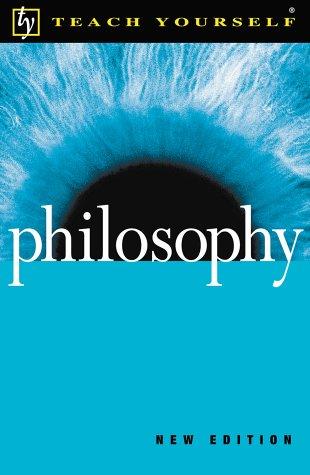 9780658009686: Philosophy (Teach Yourself (NTC))