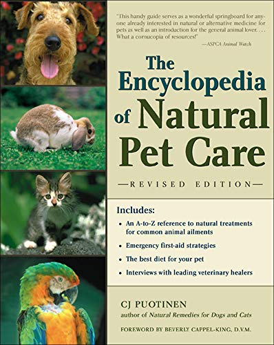 9780658009969: The Encyclopedia of Natural Pet Care