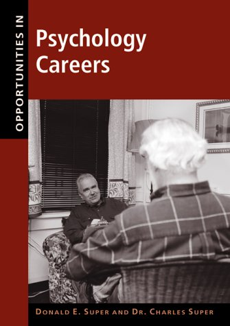 9780658010521: Opportunities in Psychology Careers