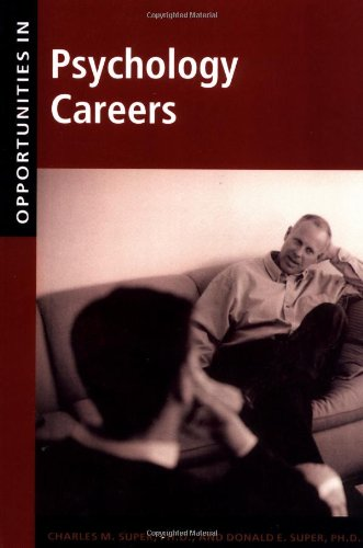 9780658010538: Opportunities in Psychology Careers