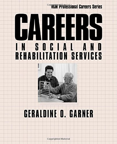 9780658010606: Careers in Social and Rehabilitation Services