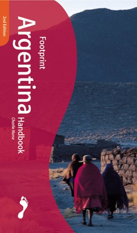 9780658010828: Footprint Argentina Handbook (Argentina Handbook, 2nd ed)