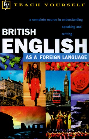 9780658011719: Teach Yourself British English As a Foreign Language (Teach Yourself (NTC))