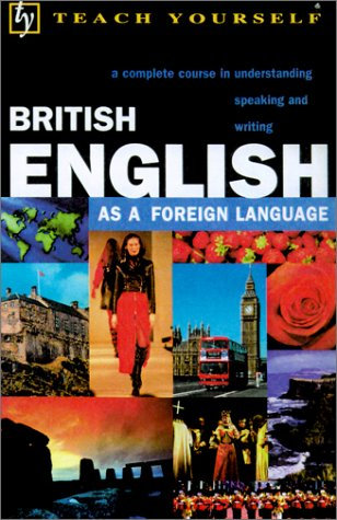 9780658011740: Teach Yourself British English (with audiocassettes)