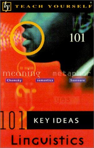 9780658012068: Teach Yourself 101 Key Ideas: LINGUISTICS