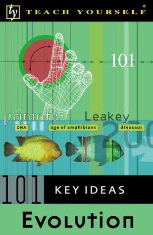 9780658012112: Teach Yourself 101 Key Ideas: Evolution