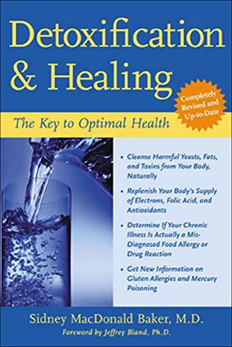9780658012198: Detoxification and Healing: The Key to Optimal Health (NTC Keats - Health)