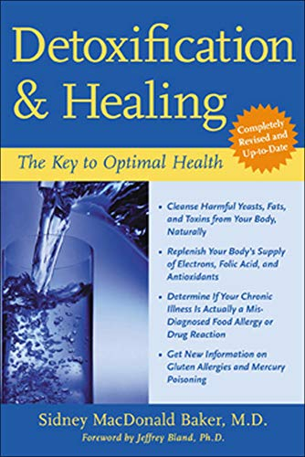 9780658012198: Detoxification and Healing: The Key to Optimal Health