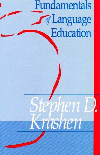 9780658012235: Fundamentals of Language Education