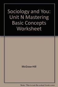 9780658012440: Sociology and You, Unit 1 Mastering Basic Units