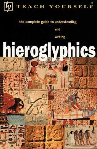 9780658013300: Teach Yourself Hieroglyphics