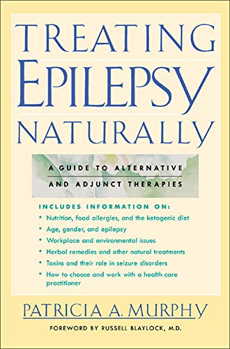 9780658013799: Treating Epilepsy Naturally: A Guide to Alternative and Adjunct Therapies