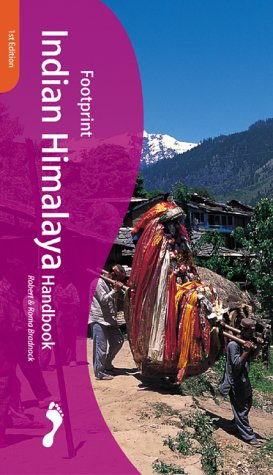 9780658014567: Footprint Indian Himalaya Handbook (Footprint Handbooks)