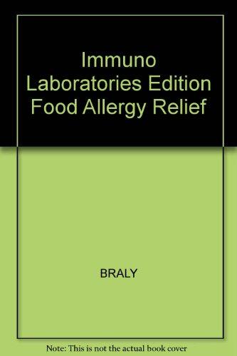 9780658016103: Food Allergy Relief