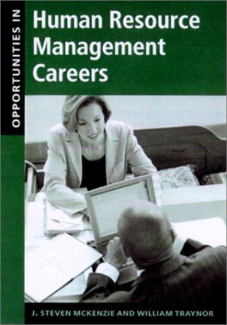 9780658016295: Opportunities In Human Resource Management Careers