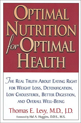 9780658016936: Optimal Nutrition for Optimal Health