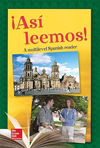 9780658017407: ¡Así leemos!, Multilevel Spanish Reader (NTC: EASY SPANISH READER)
