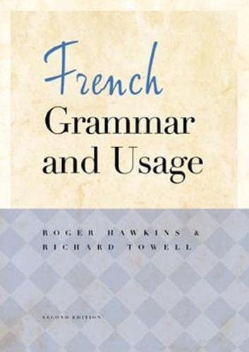 9780658017988: French Grammar and Usage