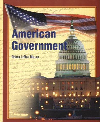 9780658020957: American Government, Student Edition